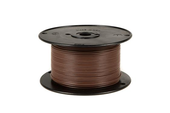 Wire - Brown 14 AWG