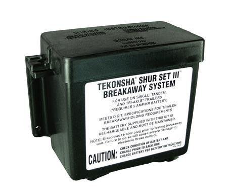 Trailer Battery Box