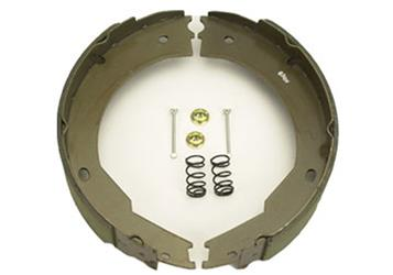 Brake Shoes for 7,000 lb Axle Trailer