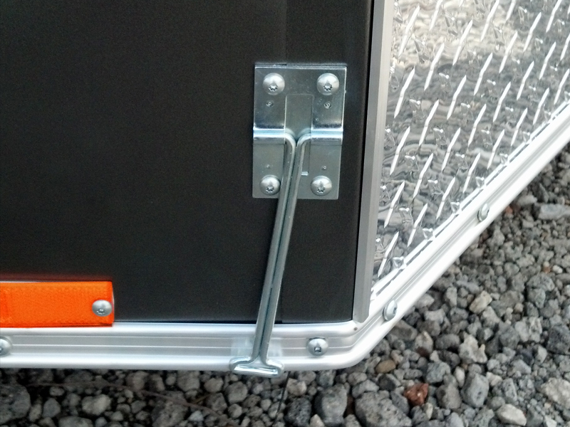 Door Catch for Pace Enclosed Trailer