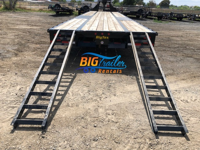 40 Ft Gooseneck Trailer Rental