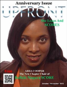 Upfront Business Magazine