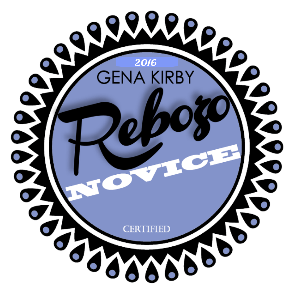 Gena Kirby Certified Rebozo Novice