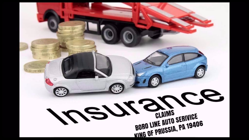 Insurance Claims at Boro Line Auto Service