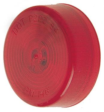 "Light 2"" Red for Flatbed Trailer"