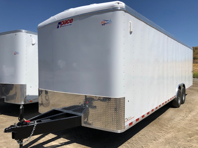 enclosed trailers for rent near me