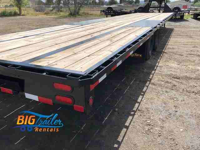 Nationwide Flatbed Rentals