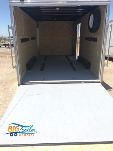 Moving Trailer Rental