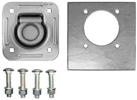 D-Ring Recessed 5K LB & Hardware