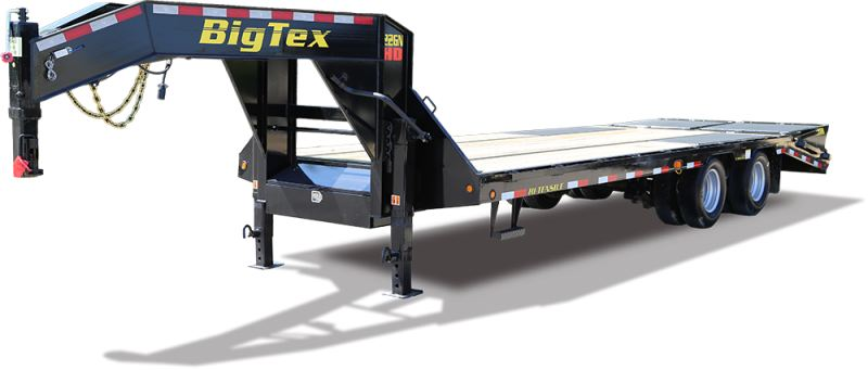 Gooseneck Trailer Rental
