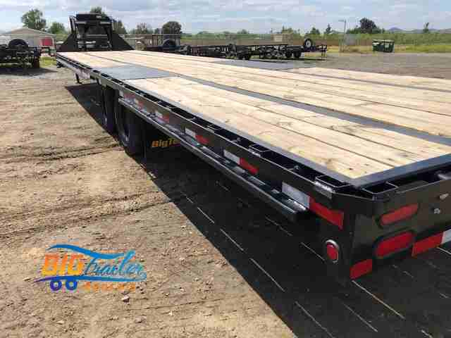 Big Tex Trailer for Rent